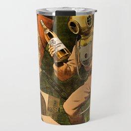 1910 Cognac Otard Dupuy Cornac Advertisement Poster Travel Mug