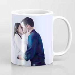 FitzSimmons Kiss Coffee Mug