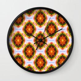 Summer Fun Times!!! Wall Clock