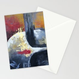 Glimpses from the Terabytical Depths of an Uncharted Mind Stationery Cards
