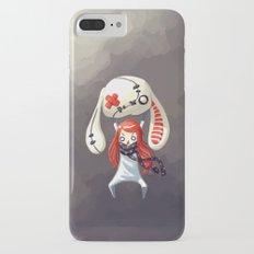 Bunny Plush iPhone 7 Plus Slim Case