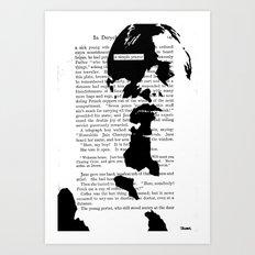 A Simple Prayer Art Print