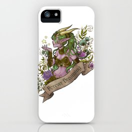 Forever Dreaming iPhone Case