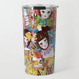 Colorful days Travel Mug