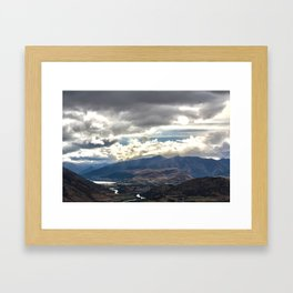 Lakeland Framed Art Print