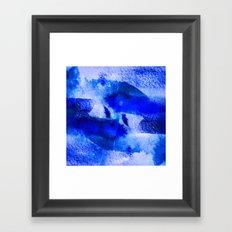 Zodiac Signs Pisces Framed Art Print