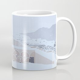 Soviet Modernism: The Yerevan Cascade Coffee Mug