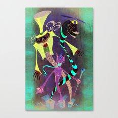 3 Jacks Canvas Print