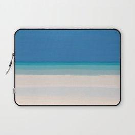 Dreamt Tropical Beach Design Laptop Sleeve