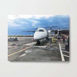 Departure Metal Print