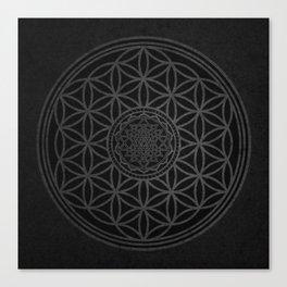 Sacred Unity Canvas Print