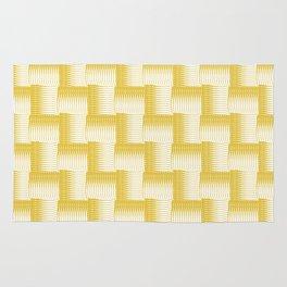 Golden Waves Rug