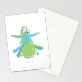 Mevlana - Whirling Dervish Stationery Cards