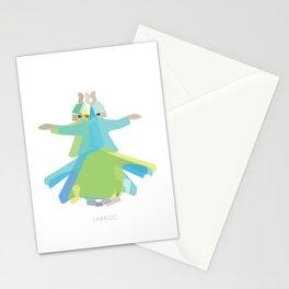 Mevlana - Whirling Dervish Stationery Cards