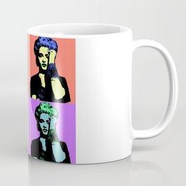 MADONNA - 80's POP ART Coffee Mug