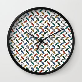 Enjoy Open Air! Wall Clock