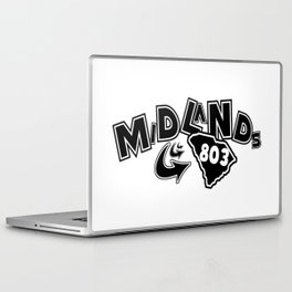 Midlands 803 Laptop & iPad Skin