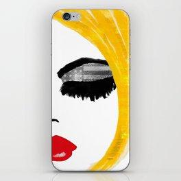 American Girl iPhone Skin