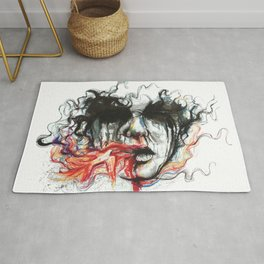 Reborn from the ashes Rug