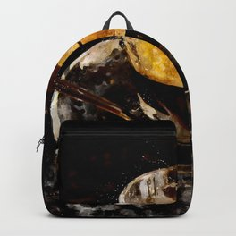 Espresso - watercolor Backpack