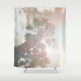 Tropical Day Dream Shower Curtain
