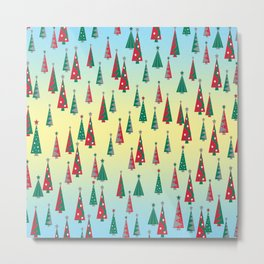'Tis the Season Metal Print