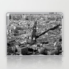 Go with the flow! Laptop & iPad Skin