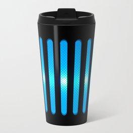 Blue Power Up Travel Mug