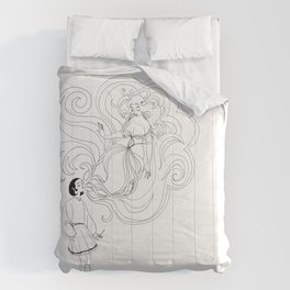 Cigarette Genie Comforters