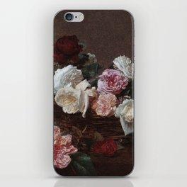 New Order - Power, Corruption & Lies iPhone Skin