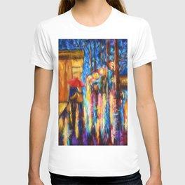 Love In The Rain T-shirt