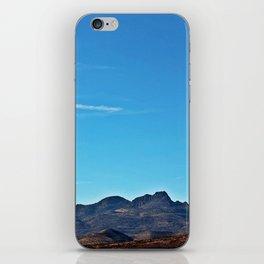 West Texas Hills iPhone Skin