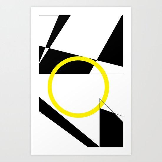 sunlight Art Print