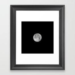Super Lupercal Framed Art Print