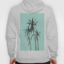 Palm Trees - Mint Cali Summer Vibes #1 #decor #art #society6 Hoody