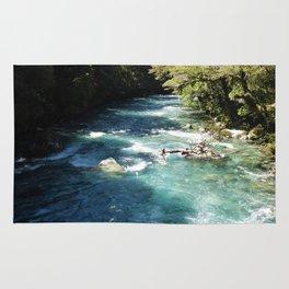 Lake Marian, New Zealand Rug