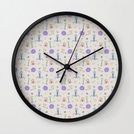 Virus, Attack ! Wall Clock
