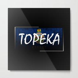 Topeka Metal Print