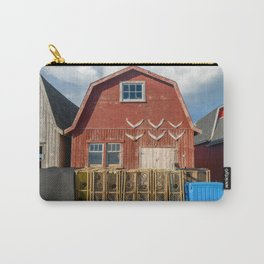 Prince Edward Island Lobster Wharf Shed Carry-All Pouch