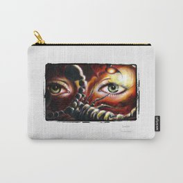 12 sign series - Scorpio Carry-All Pouch