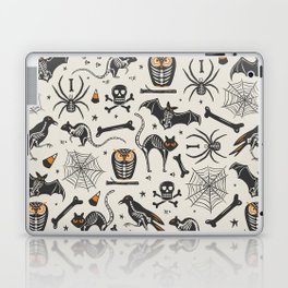 Halloween X-Ray Laptop & iPad Skin