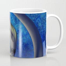 Getting Comfortable Coffee Mug