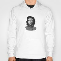 che Hoodies featuring Che by Doolin