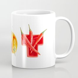 hot chillies Coffee Mug