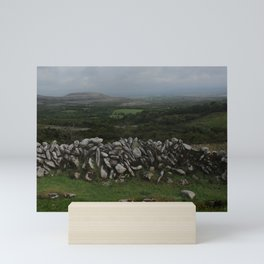 The Irish Wild West (County Clare) Mini Art Print