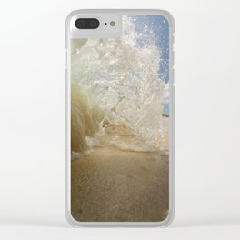 SADPIT Clear iPhone Case