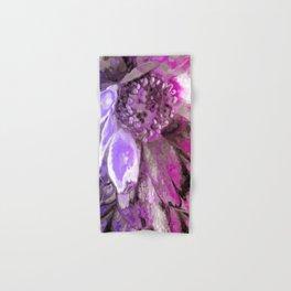 In Sunlight, Petunia Reflections Hand & Bath Towel