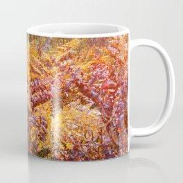 Autumn fern Coffee Mug