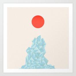 synthesis — i Art Print