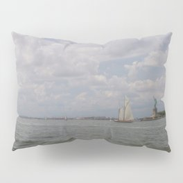 Sails & Liberty NYC Pillow Sham